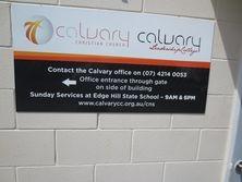 Calvary Christian Church 07-08-2018 - John Conn, Templestowe, Victoria
