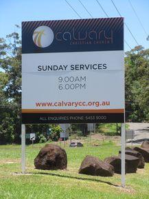 Calvary Christian Church 15-12-2017 - John Huth, Wilston, Brisbane