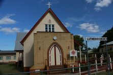 Calvary Lutheran Church 21-05-2016 - John Huth, Wilston, Brisbane