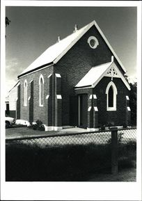 Calvary Presbyterian Church unknown date - State Heritage Office - WA - See Note.