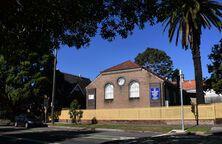 Camperdown Stanmore Community Church 11-03-2018 - Peter Liebeskind