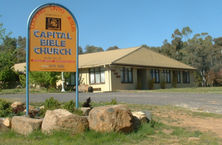 Capital Bible Church