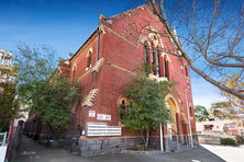 Carlton Methodist Church  Former 01-01-2016 - Nelson Alexander - Fitzroy