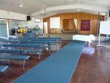 Carnarvon Church of Christ 17-07-2012 - Church Facebook - See Note.