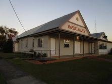 Casino Baptist Church 17-08-2016 - John Huth, Wilston, Brisbane