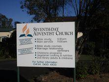 Casino SeventhDay Adventist Church 17-08-2016 - John Huth, Wilston, Brisbane