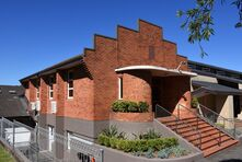 Castle Hill Seventh-Day Adventist Church - Earlier Church Building 13-01-2021 - Peter Liebeskind