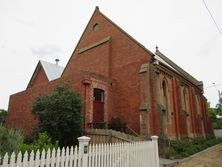 Castlemaine Bible Christian Church - Former 05-02-2019 - John Conn, Templestowe, Victoria