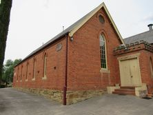 Castlemaine Methodist Church - Former Wesleyan Day School c1854 05-02-2019 - John Conn, Templestowe, Victoria
