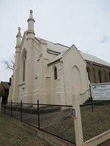 Castlemaine Seventh-Day Adventist Church 05-02-2019 - John Conn, Templestowe, Victoria