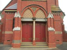 Castlemaine Uniting Church 12-10-2016 - John Conn, Templestowe, Victoria