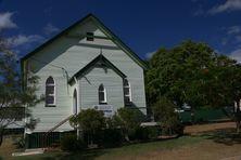 Central Burnett Unting Church 10-02-2017 - John Huth, Wilston, Brisbane.