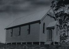 Central Tilba Uniting Church - Former 00-00-1908 - National Library of Australia - See Note