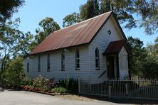 Chapel Hill Uniting Church - Original Church 20-08-2017 - John Huth, Wilston, Brisbane