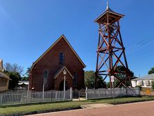 Charters Towers Church of Christ - Former