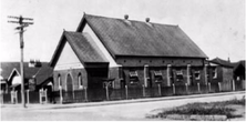 Chatswood Baptist Church - Original Building 00-00-1920 - Church Website - See Note.