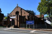 Chatswood Presbyterian Church 25-04-2019 - Peter Liebeskind