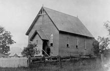 Chermside Uniting Church - Former Methodist Church 00-00-1909 - Photograph supplied by John Huth
