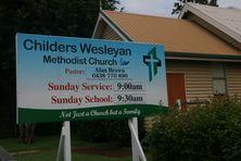 Childers Wesleyan Methodist Church 24-02-2018 - John Huth, Wilston, Brisbane