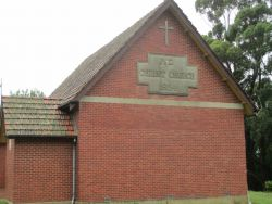 Christ Church Aglican Church - Former 14-01-2015 - John Conn, Templestowe, Victoria