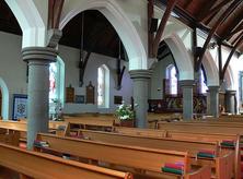 Christ Church Anglican Church 17-10-2008 - John Maidment. See Note.