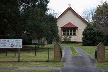 Christ Church Anglican Church - (Co-operating) 09-08-2014 - Derek Flannery