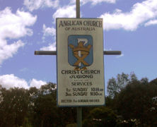 Christ Church Anglican Church - Former 22-08-2005 - Alan Patterson