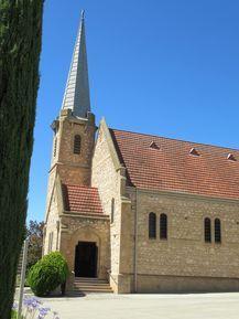 Christ Church Lutheran Church unknown date -