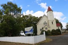 Christ Church Lutheran Church 24-09-2014 - John Huth  Wilston  Brisbane