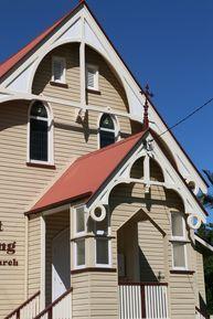 Christ The King Catholic Church 01-04-2017 - John Huth, Wilston, Brisbane.