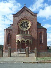 Christ the King Catholic Church 25-06-2019 - Charles Lancaster