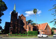 Christian City Church - Former