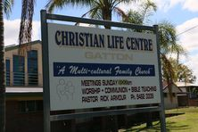 Christian Life Centre Gatton 24-11-2017 - John Huth, Wilston, Brisbane