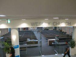 Wesley Mission Sydney 18-12-2014 - John Conn