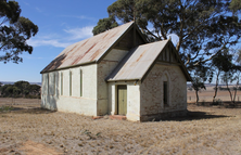 Church Road, Marrabel Church - Former