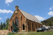Church Street, Lithgow Church - Former