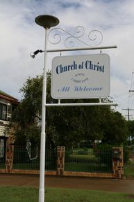 Church of Christ, Bundaberg South 23-02-2018 - John Huth, Wilston, Brisbane