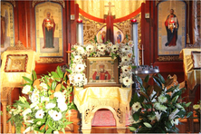 Church of the Holy Equal to the Apostles Prince Vladimir, Sydney 20-08-2014 - Church Website - See Note.