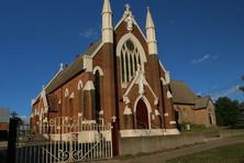 Church of the Sacred Heart and of St Lawrence O'Toole 04-05-2017 - John Huth, Wilston, Brisbane.