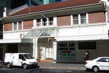 City Congregational Church, Adelaide Street - Former