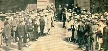 City Congregational Church - Hall - Opening Ceremony 14-01-1928 - Supplied by Noel Adsett - St Andrew's Uniting Archives