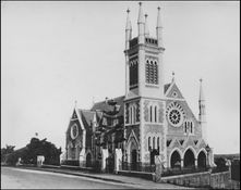 City Congregational Church - Wickham Terrace - Former