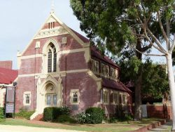 Claremont Congregational Church - Former