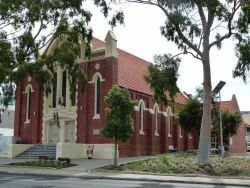 Claremont Methodist Church - Former