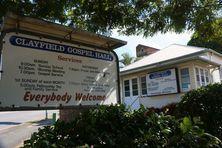 Clayfield Gospel Hall 12-03-2017 - John Huth, Wilston, Brisbane.