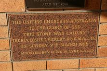 Clayfield Uniting Church 25-03-2016 - John Huth, Wilston, Brisbane