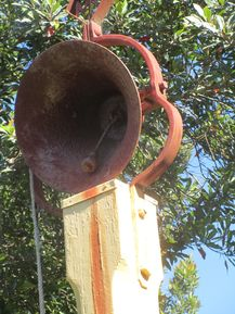 Clunes Uniting Church - Bell 16-05-2017 - John Huth, Wilston, Brisbane.