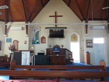 Cobram Uniting Church 18-04-2018 - John Conn, Templestowe, Victoria