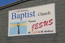 Coffs Harbour Baptist Church 20-03-2020 - John Huth, Wilston, Brisbane