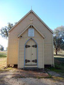 Cookardinia Presbyterian Church 16-05-2015 - Marc Canino - See Note.